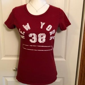 Abercrombie and Fitch New York T-Shirt
